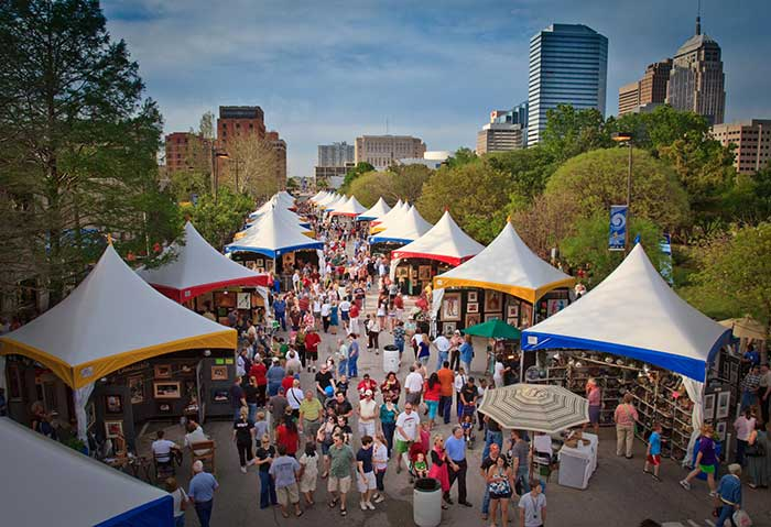 Oklahoma City Arts Festival Food Vendors