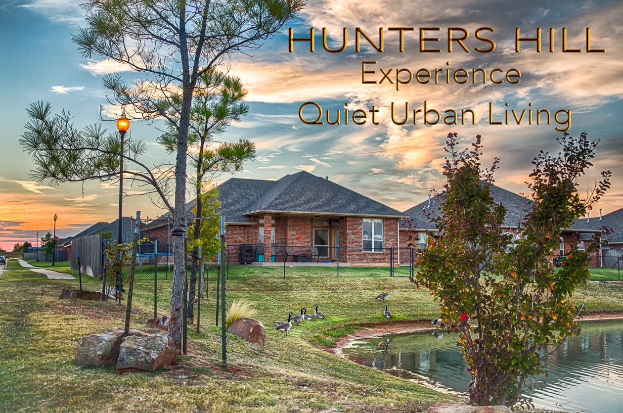 HUNTERS HILL - MUSTANG OK