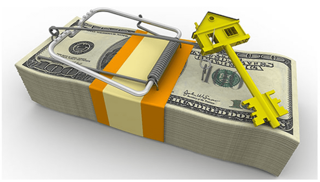 CAUGHT IN A RENTAL TRAP? IT'S CHEAPER TO BUY THAN RENT