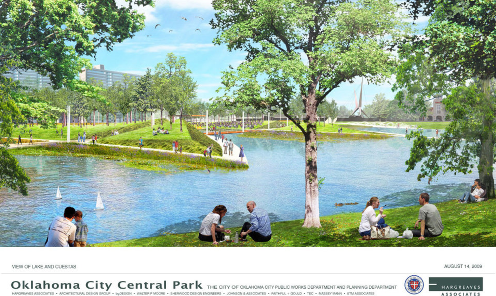 OKCS MAPS 3 NEW PARK NAME IS SCISSORTAIL PARK