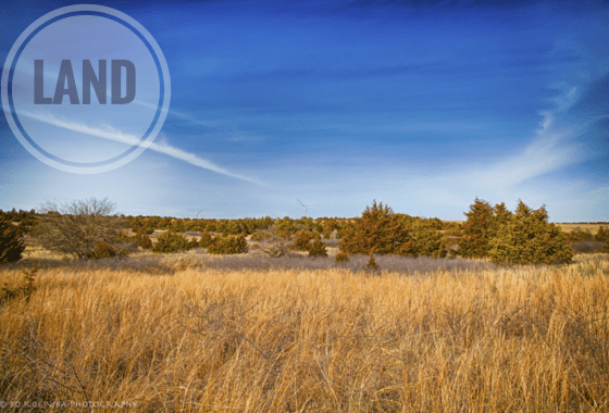 RECREATIONAL LAND - 80AC in BINGER Caddo County