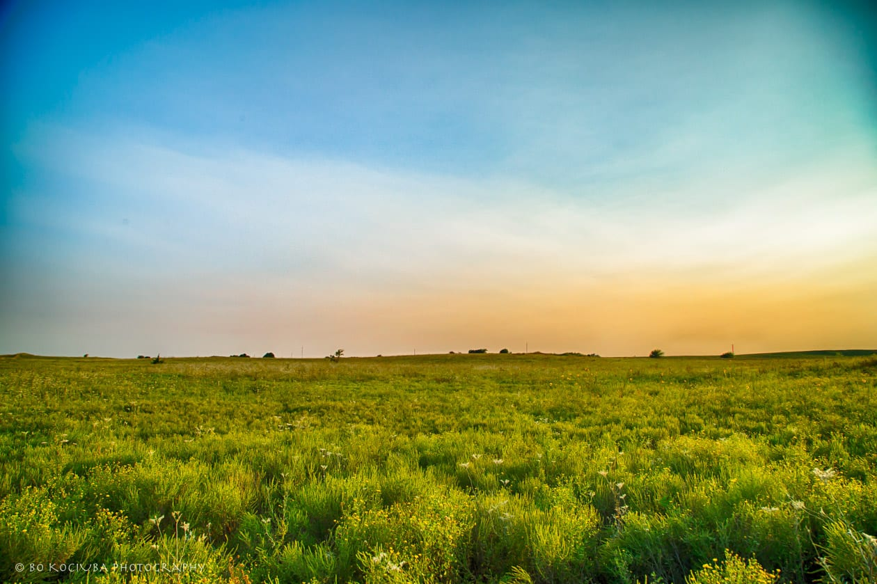 182AC IN CADDO COUNTY - LAND FOR SALE