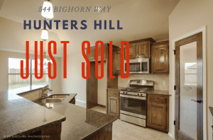 JUST SOLD - 544 BIGHORN WAY NEW HOME in MUSTANG