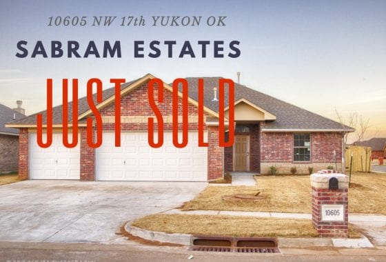 YUKON OK HOMES - 10605 NW 17TH - SABRAM ESTATES