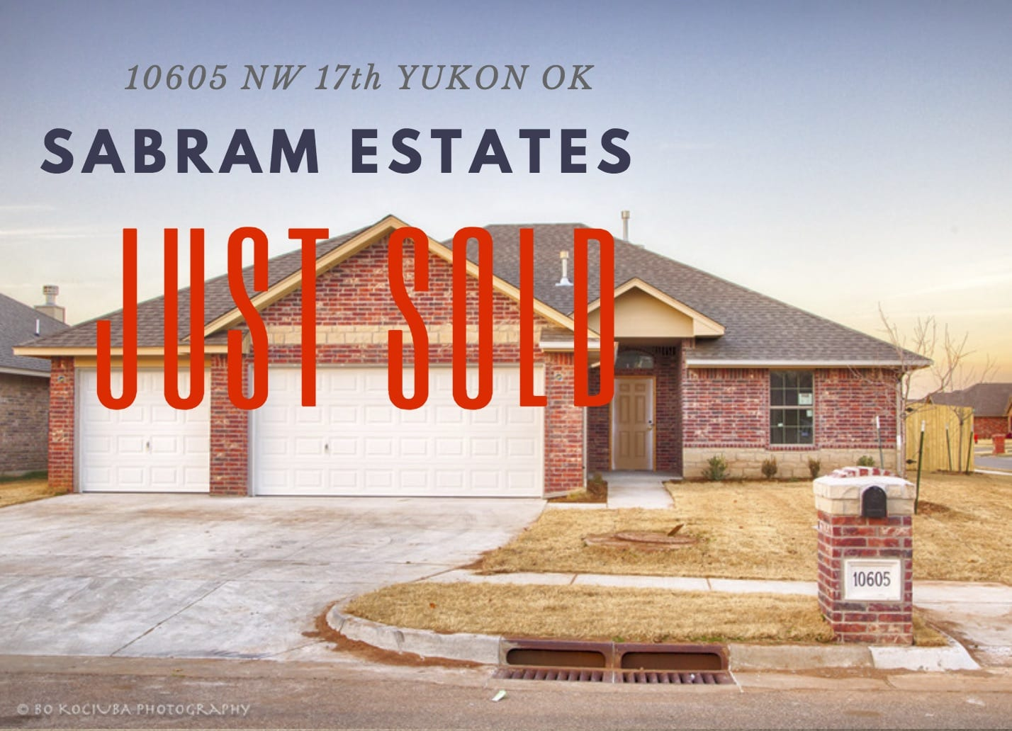 YUKON HOMES - 10605 NW 17TH - SABRAM ESTATES