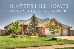 HUNTERS HILL  MUSTANG OK – Experience Quiet Urban Living!