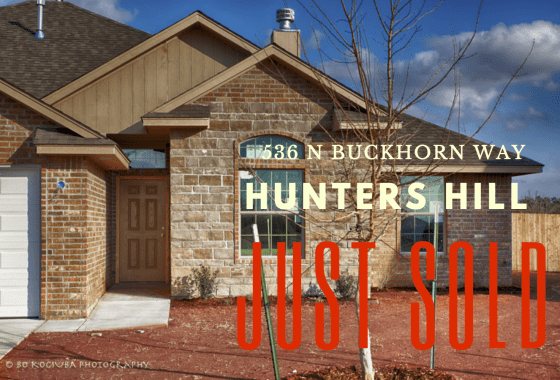MUSTANG HOMES - 536 N BUCKHORN WAY - HUNTERS HILL