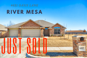 JUST SOLD – 4621 OASIS LN NEW HOME IN YUKON