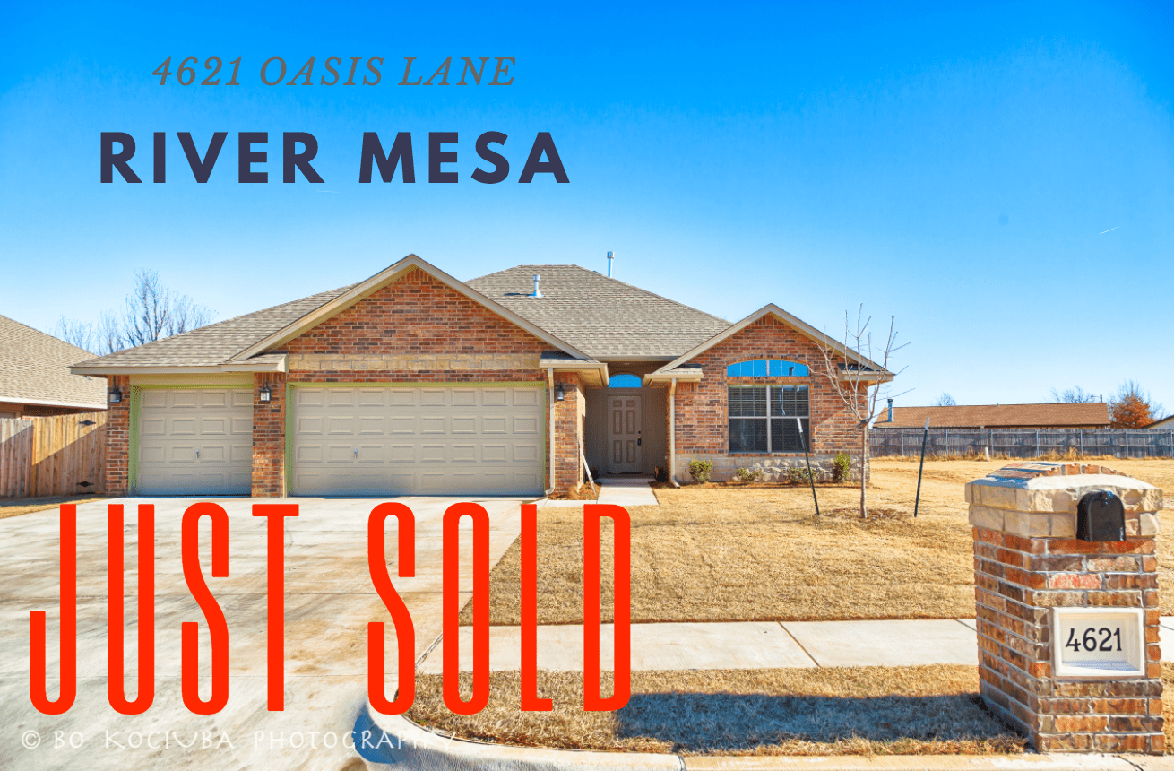 JUST SOLD - 4621 OASIS LN NEW HOME IN YUKON