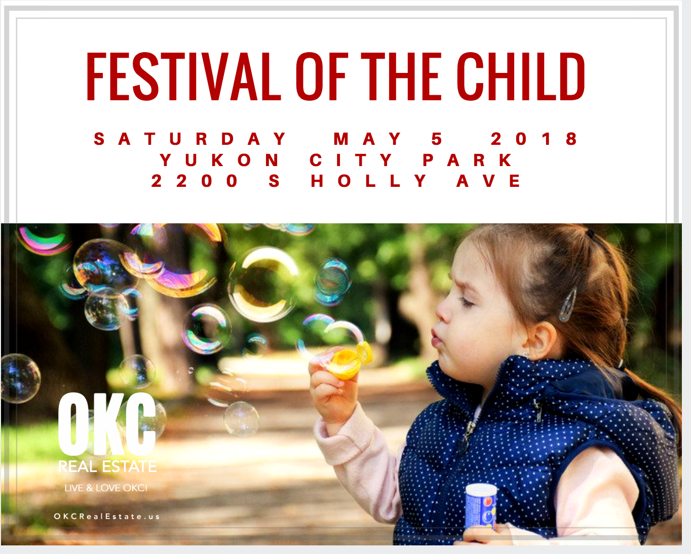 GO LOCAL - FESTIVAL OF THE CHILD in YUKON - fun & activities for all ages