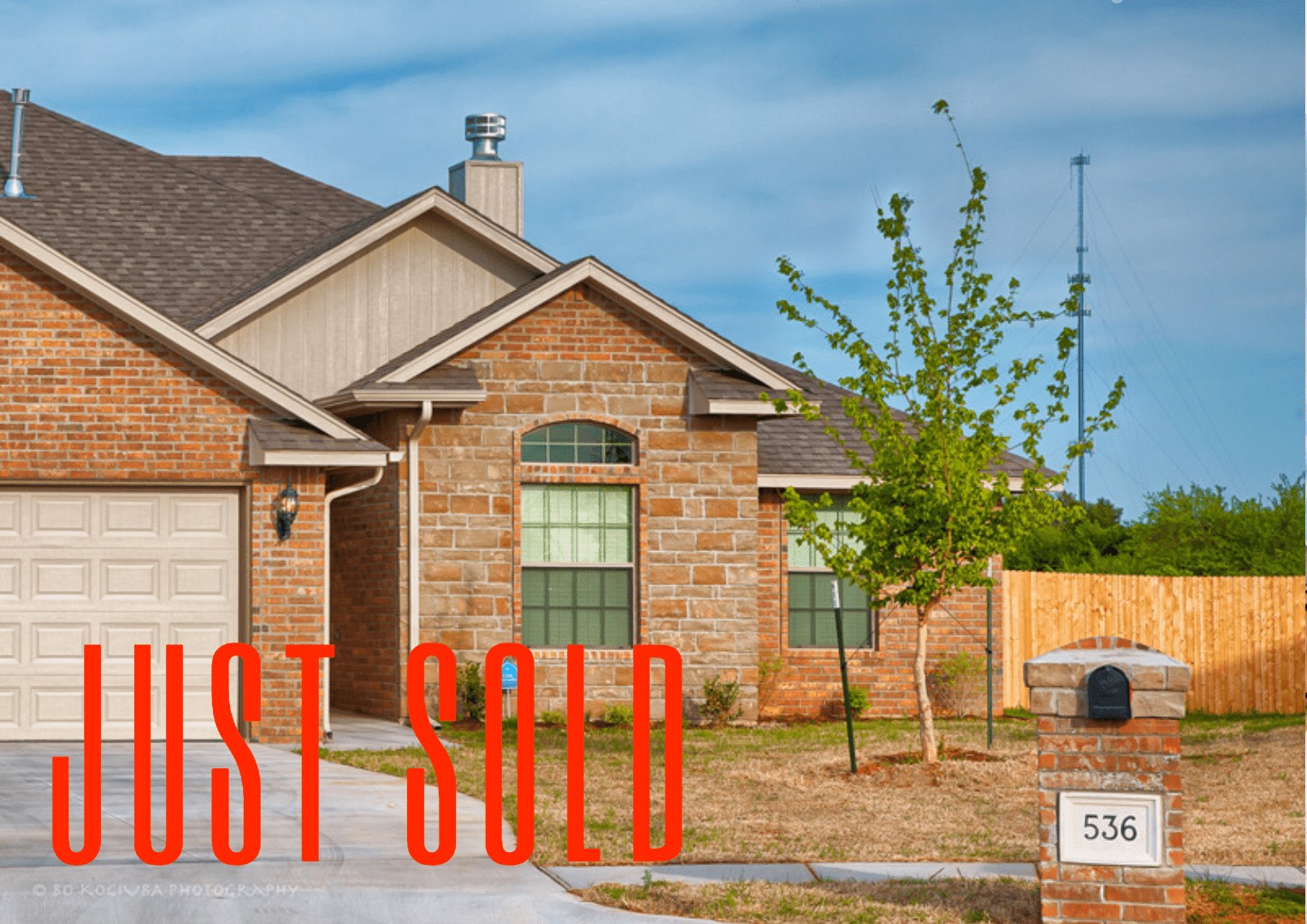 JUST SOLD - 536 BIGHORN WAY